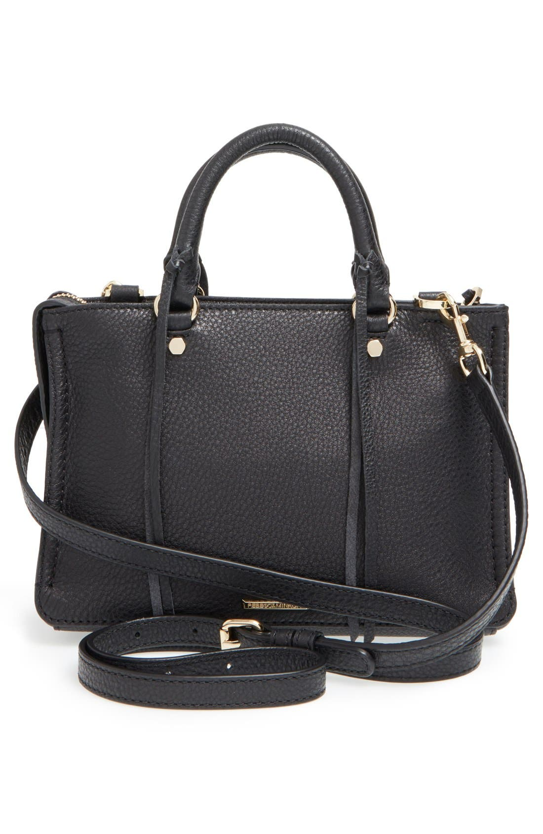 Alternate Image 3  - Rebecca Minkoff 'Micro Regan' Satchel