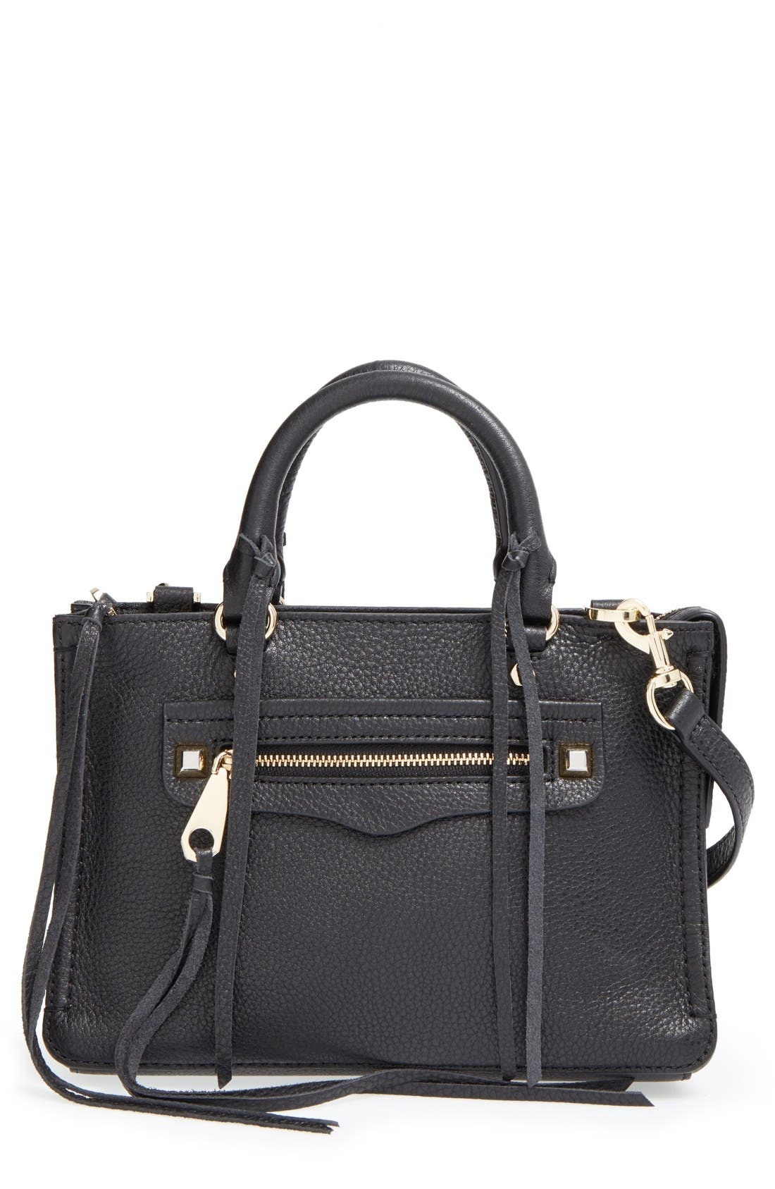 Alternate Image 1 Selected - Rebecca Minkoff 'Micro Regan' Satchel