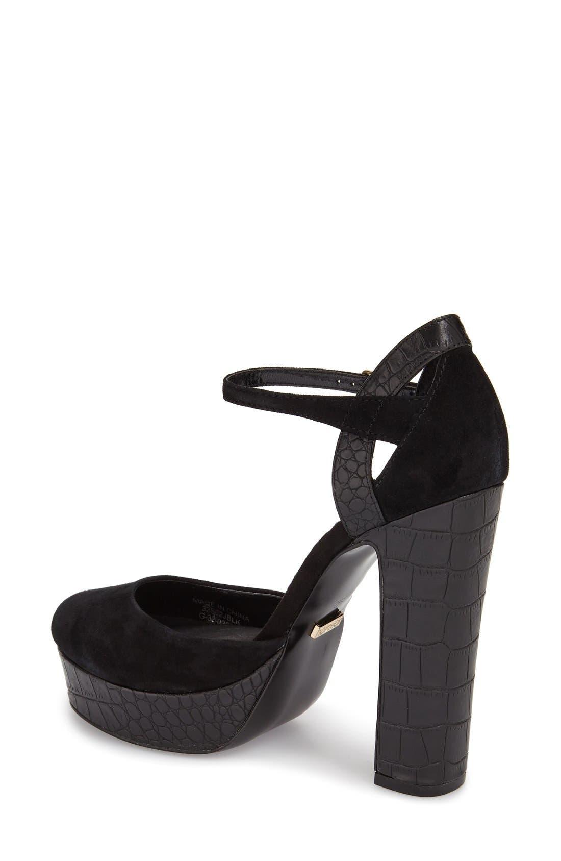 Alternate Image 2  - Topshop 'Shoegirl' Sandal (Women)