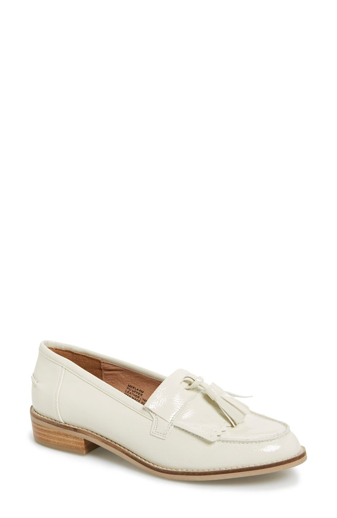 Alternate Image 1 Selected - Steve Madden 'Meela' Loafer (Women)