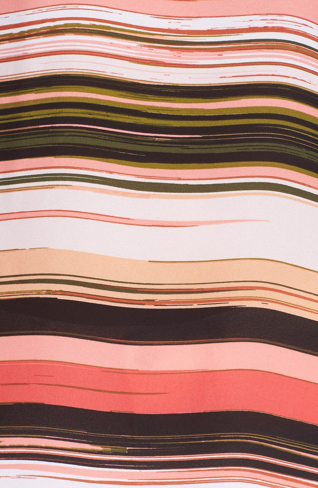 Alternate Image 5  - Vince Camuto Long High/Low Stripe Tunic (Regular & Petite)