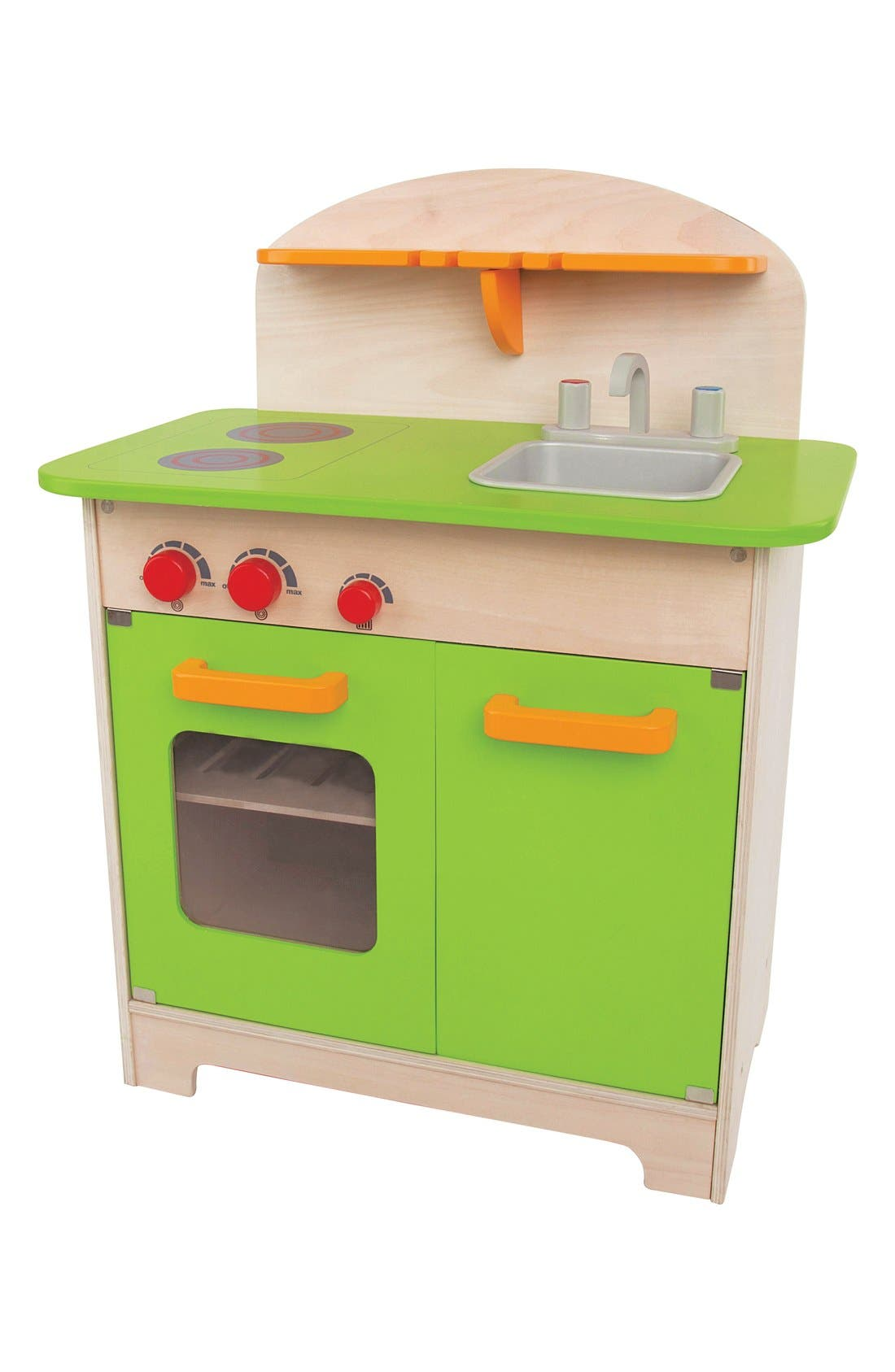 Gourmet Kitchen,                         Main,                         color, Green