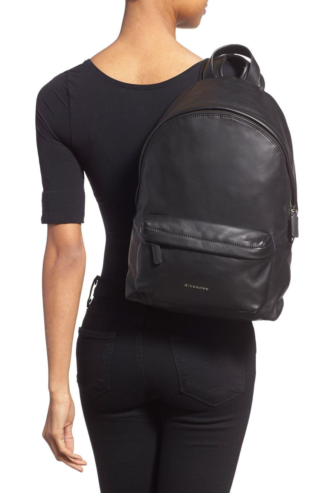 Alternate Image 2  - Givenchy Calfskin Leather Backpack