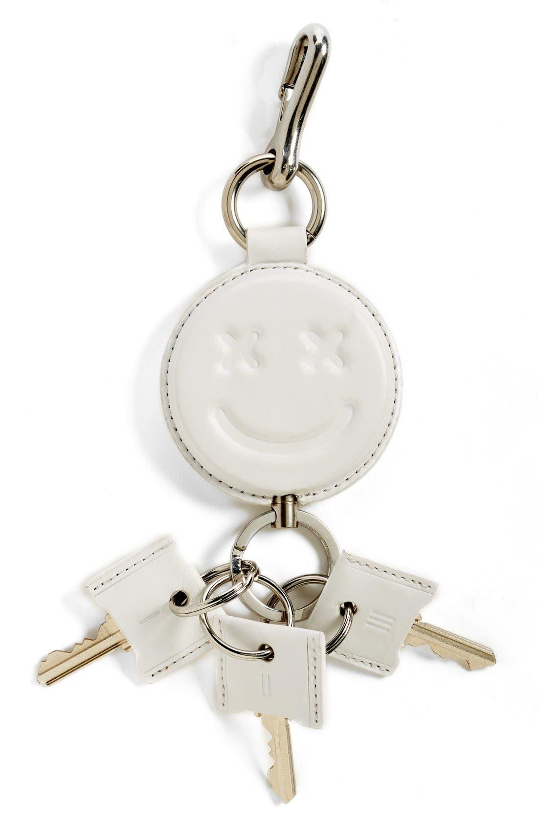 Alternate Image 1 Selected - Alexander Wang 'Smiley' Key Ring Bag Charm