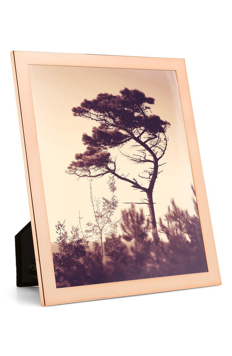 addison ross london rose gold finish picture frame nordstrom. Black Bedroom Furniture Sets. Home Design Ideas