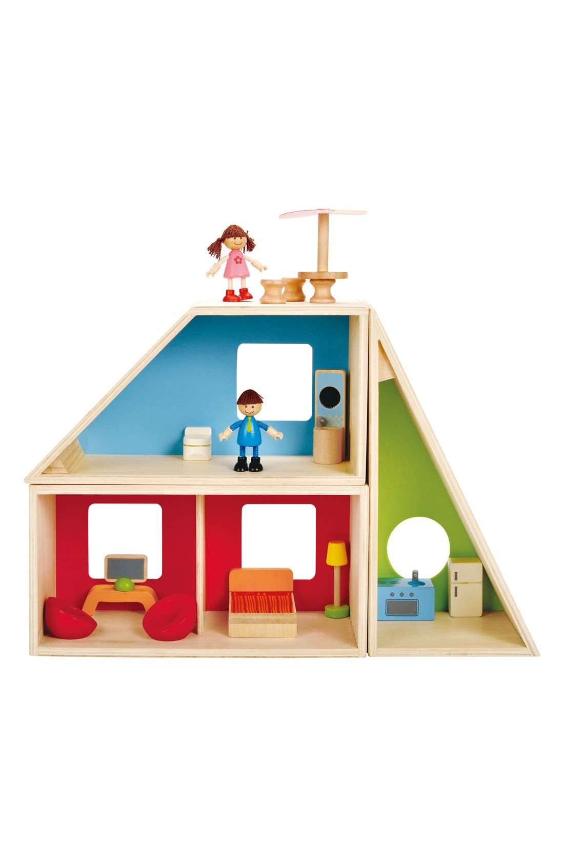 Geometric Play House,                         Main,                         color, Multi
