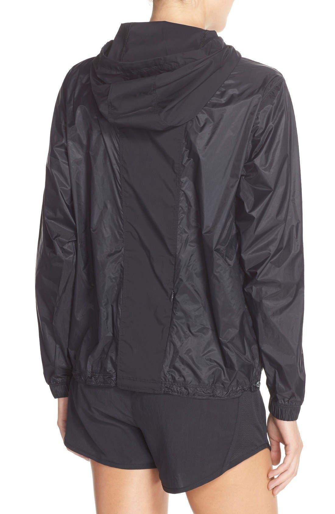 Alternate Image 2  - Under Armour 'Roga' Half Zip Jacket
