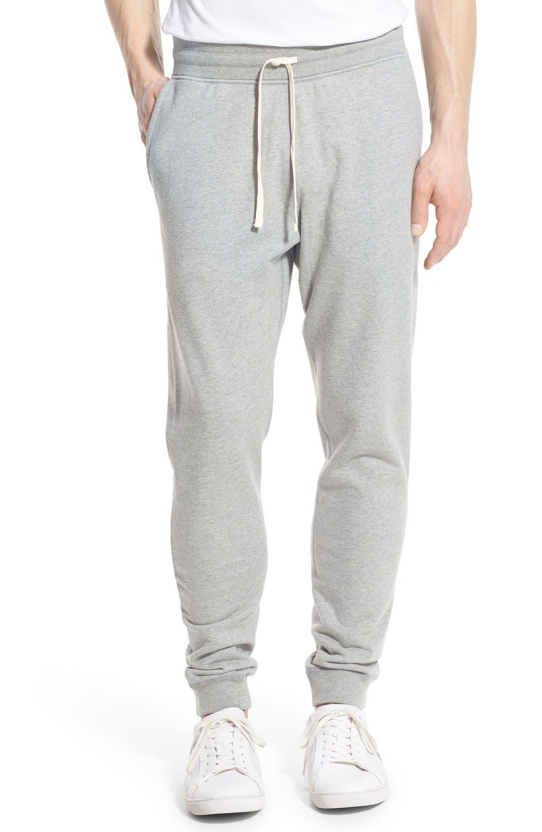 Alternate Image 1 Selected - Reigning Champ Slim Fit Sweatpants