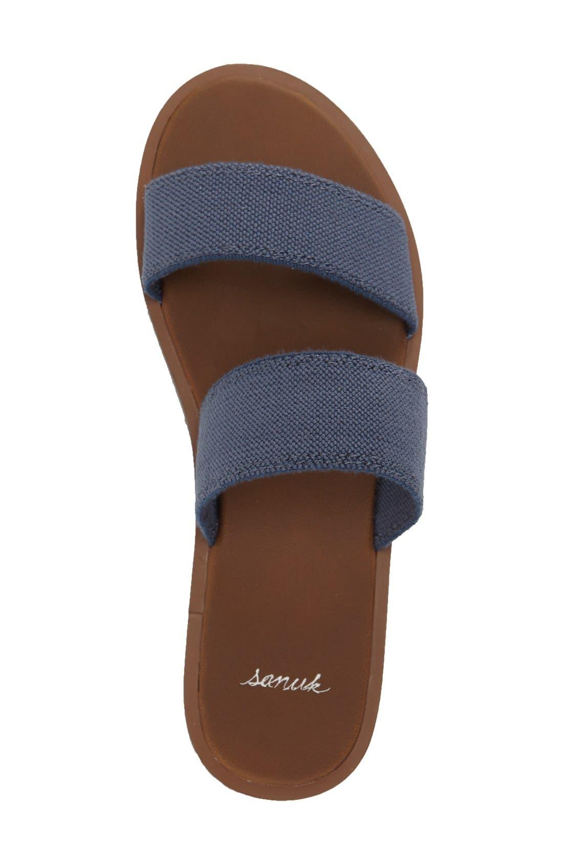 Alternate Image 3  - Sanuk 'Yoga Gora Gora' Slide Sandal (Women)