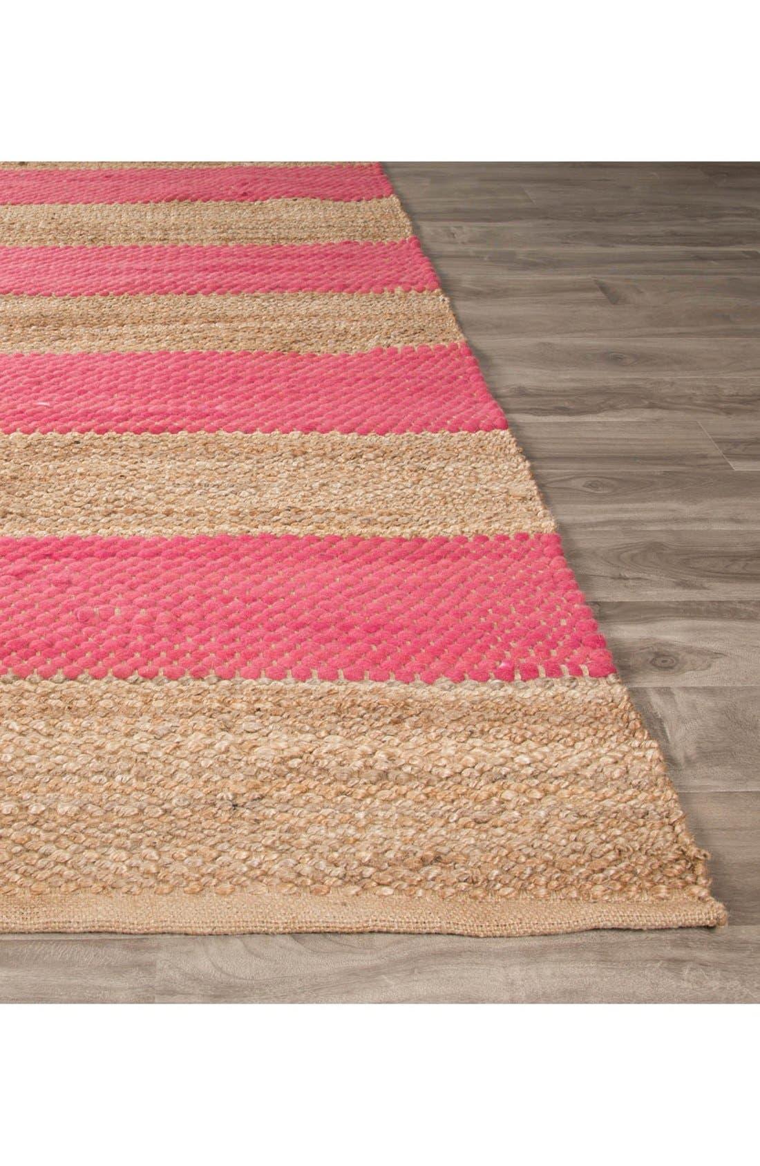 Alternate Image 2  - kate spade new york 'nolita stripes' rug