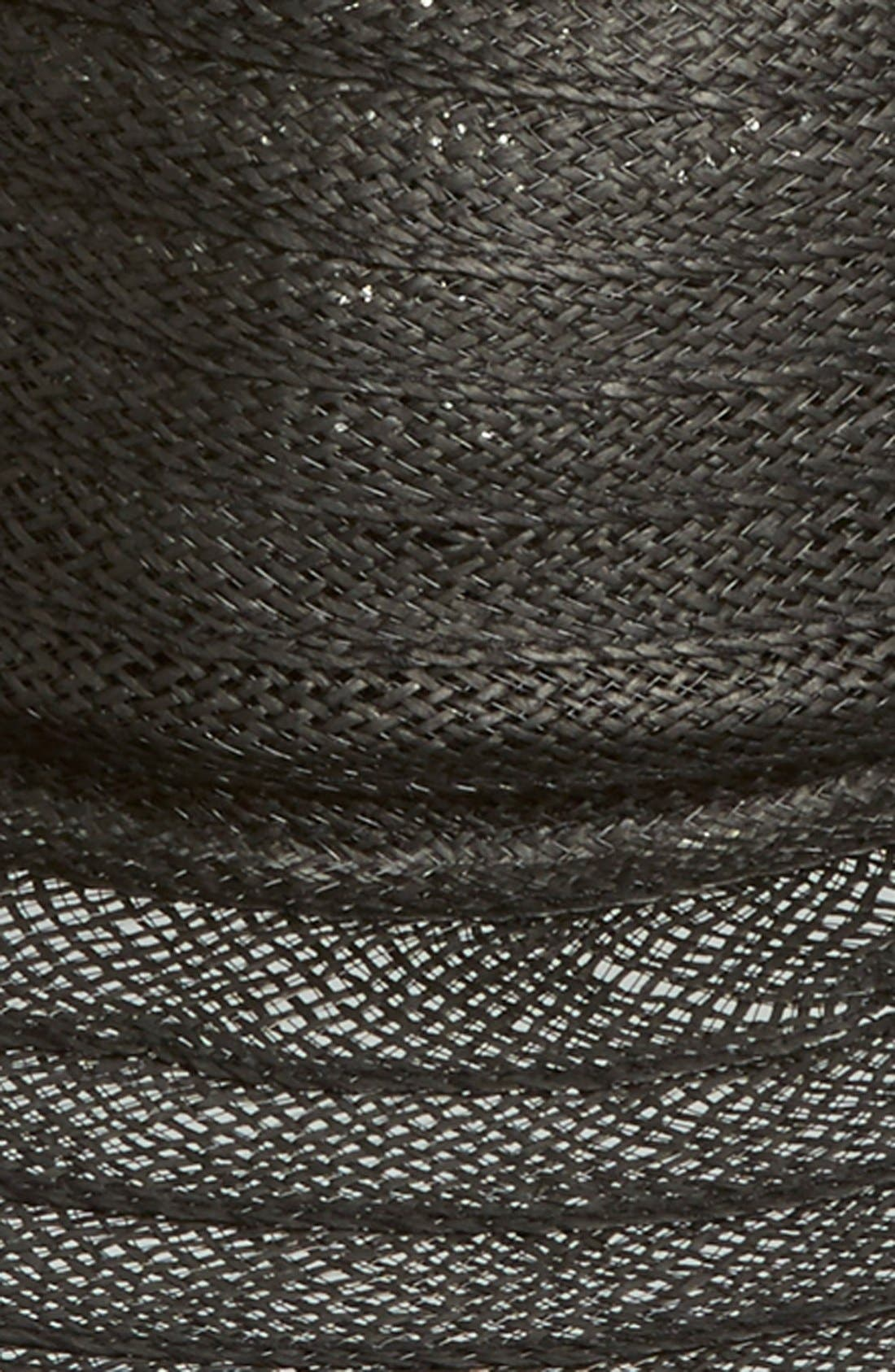 Alternate Image 2  - Nordstrom Floppy Straw Hat