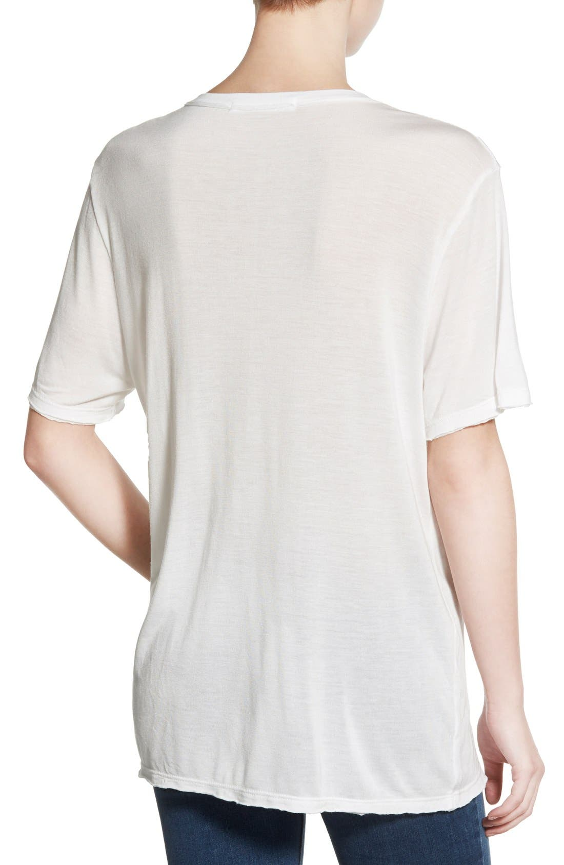 Alternate Image 3  - Project Social T Henley Tee