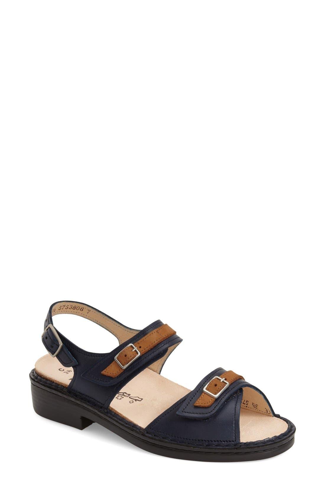Finn Comfort 'Sasso' Sandal (Women)