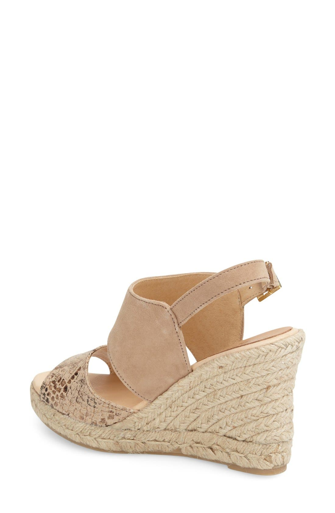 Alternate Image 2  - patricia green 'Elise' Wedge Sandal (Women)