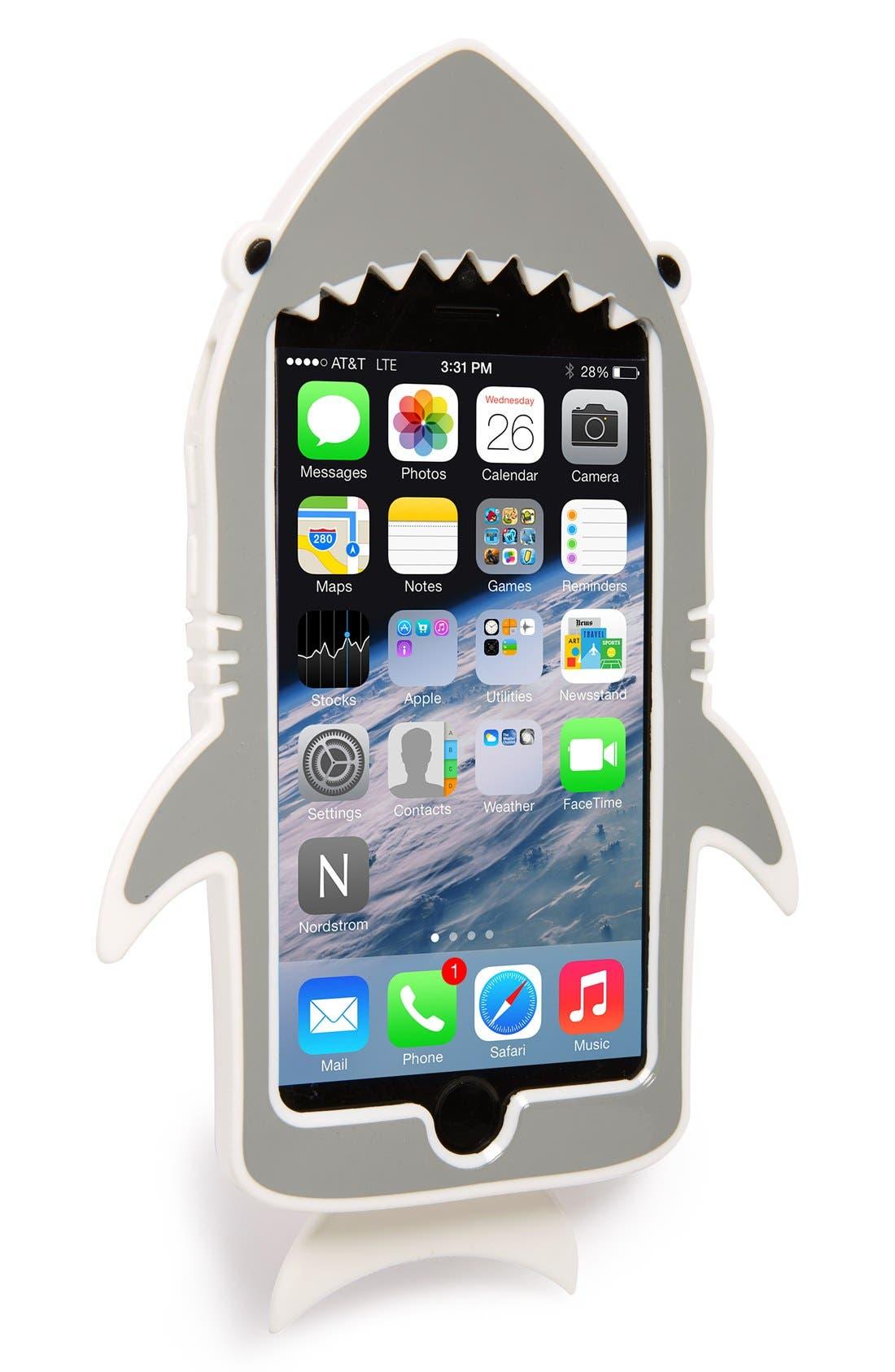 Alternate Image 2  - Stella McCartney 'Shark' iPhone 6 & 6s Case