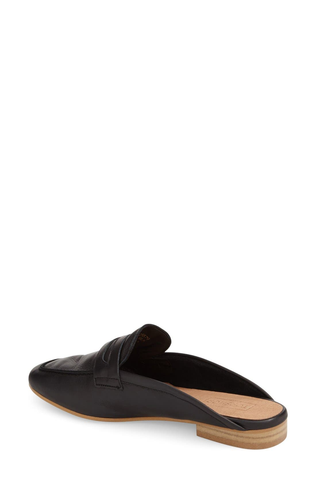 Alternate Image 2  - Topshop 'Kola' Mule (Women)