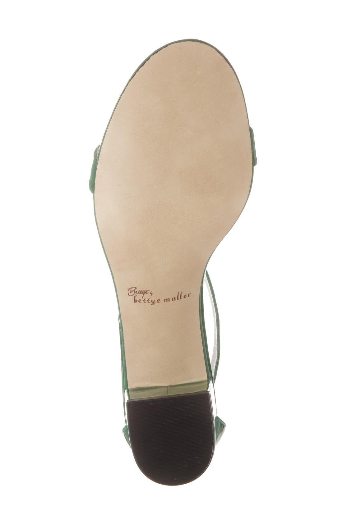 Alternate Image 4  - Bettye by Bettye Muller 'Boutique' Sandal (Women)