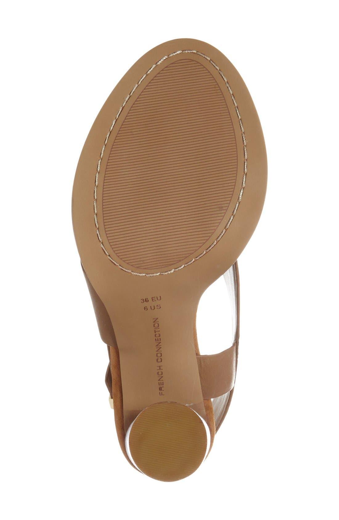 Alternate Image 4  - French Connection 'Urlian' Sandal (Women)