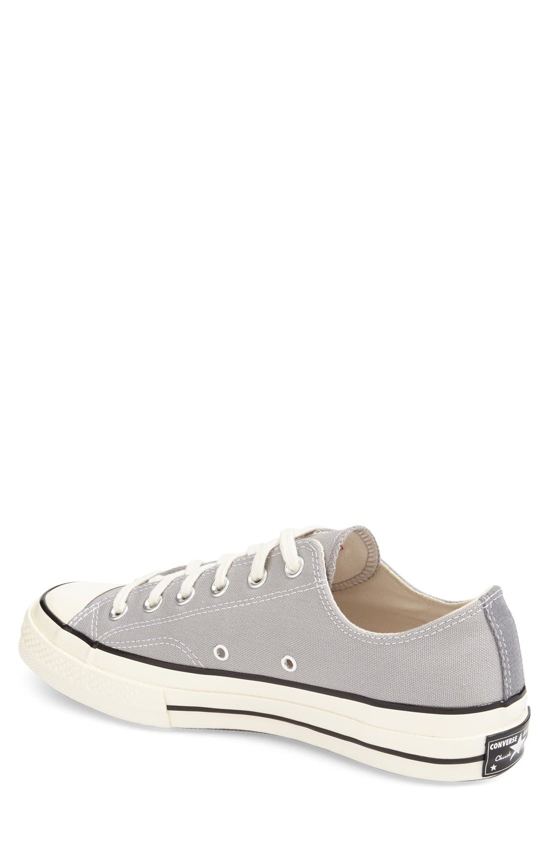 Alternate Image 2  - Converse Chuck Taylor® All Star® '70 Low Sneaker (Men)