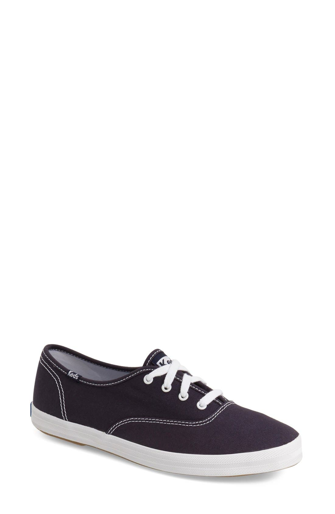 Keds® 'Champion' Canvas Sneaker (Women)