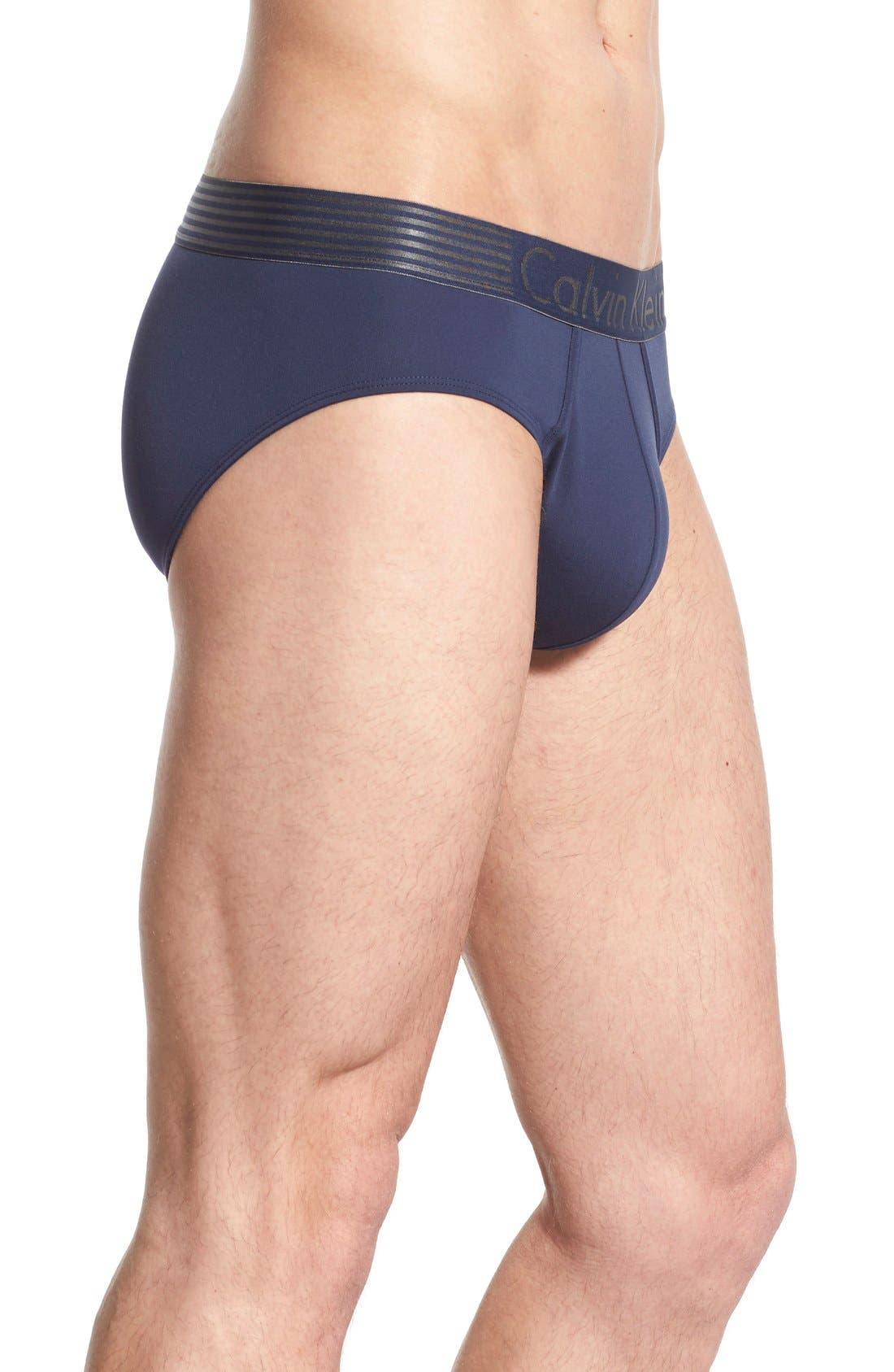 Alternate Image 3  - Calvin Klein Iron Strength Briefs
