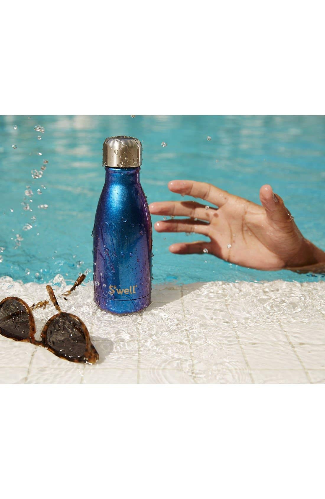 Alternate Image 7  - S'well 'Galaxy Collection - Neptune' Stainless Steel Water Bottle