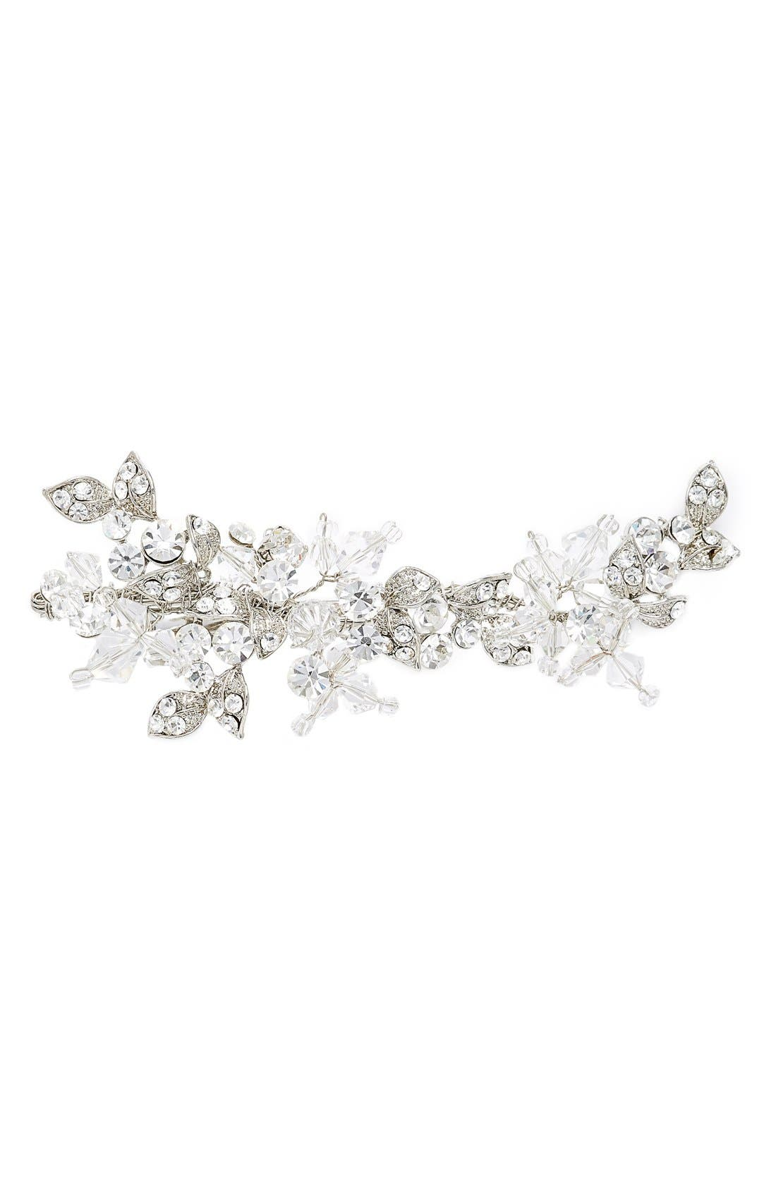 Brides & Hairpins Olivia Jeweled Hair Clip