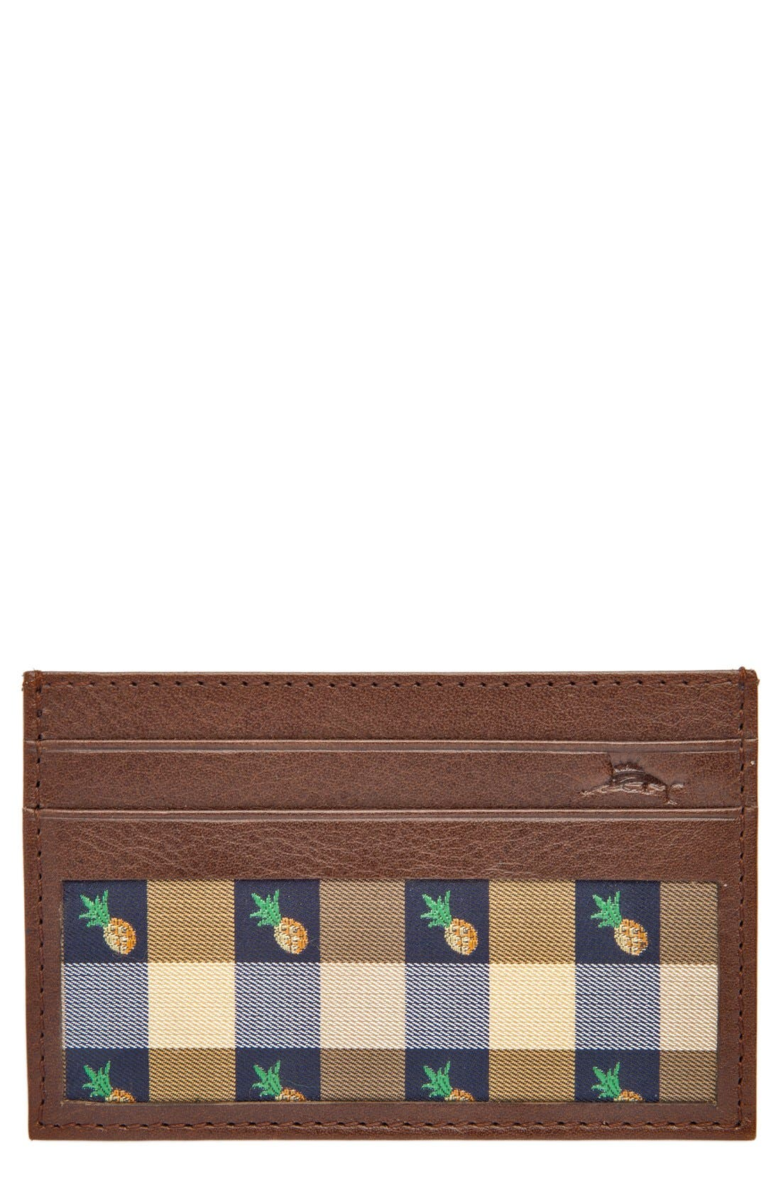 Tommy Bahama 'Pineapple' Card Case