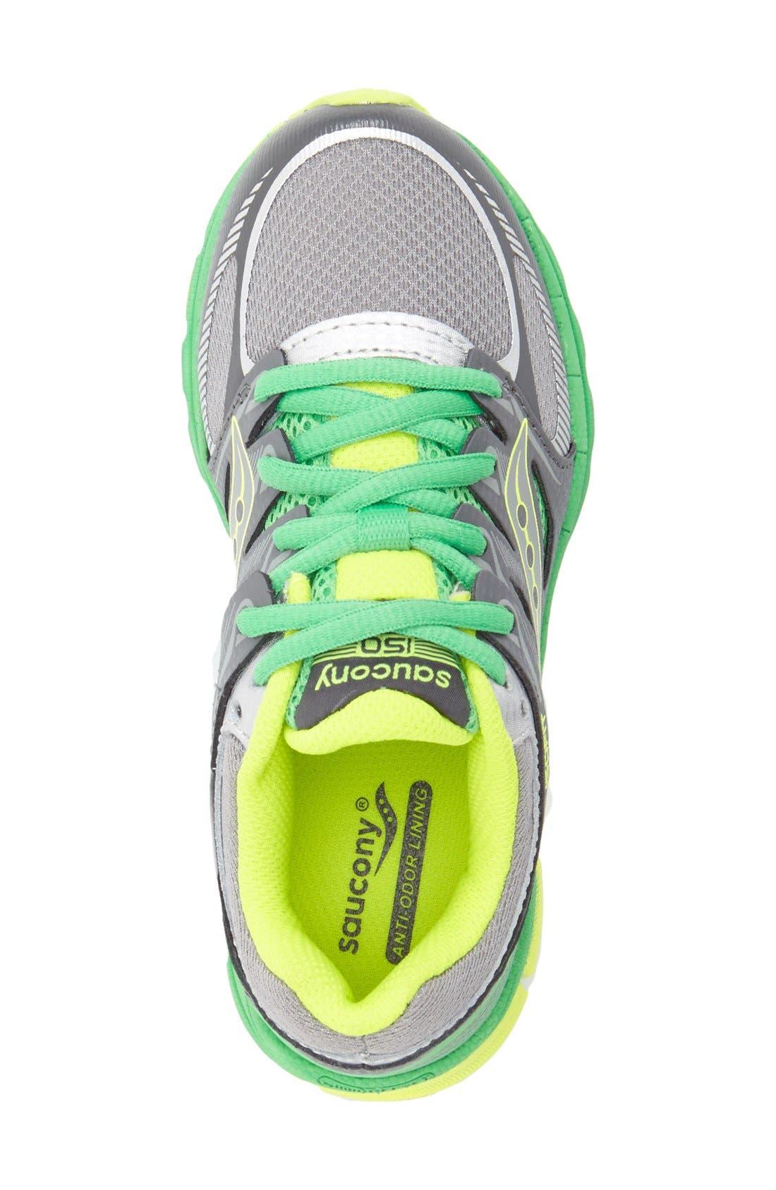 Alternate Image 3  - Saucony 'Zealot' Athletic Shoe (Toddler, Little Kid & Big Kid)