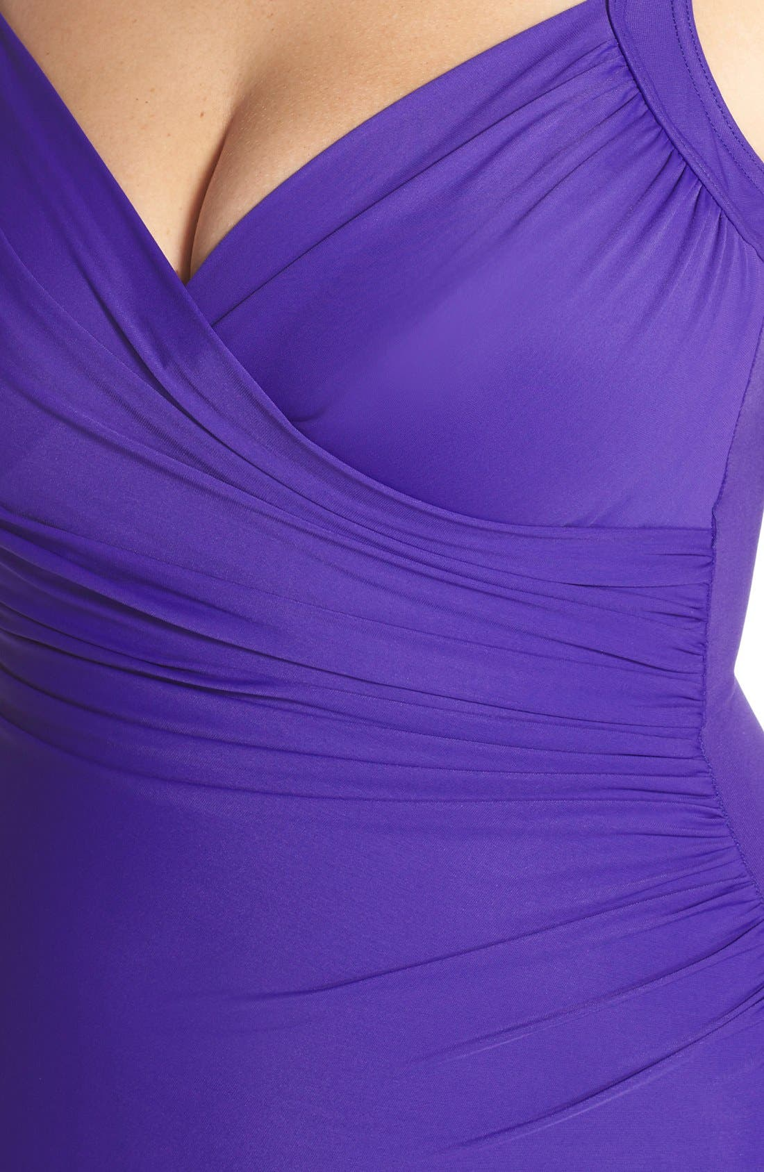 Alternate Image 4  - Miraclesuit® 'Sanibel' Underwire One-Piece Swimsuit (Plus Size)