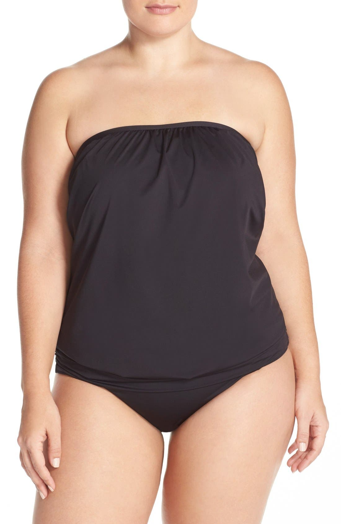 Alternate Image 5  - Tommy Bahama 'Pearl' Bikini Bottoms (Plus Size) (Nordstrom Exclusive)