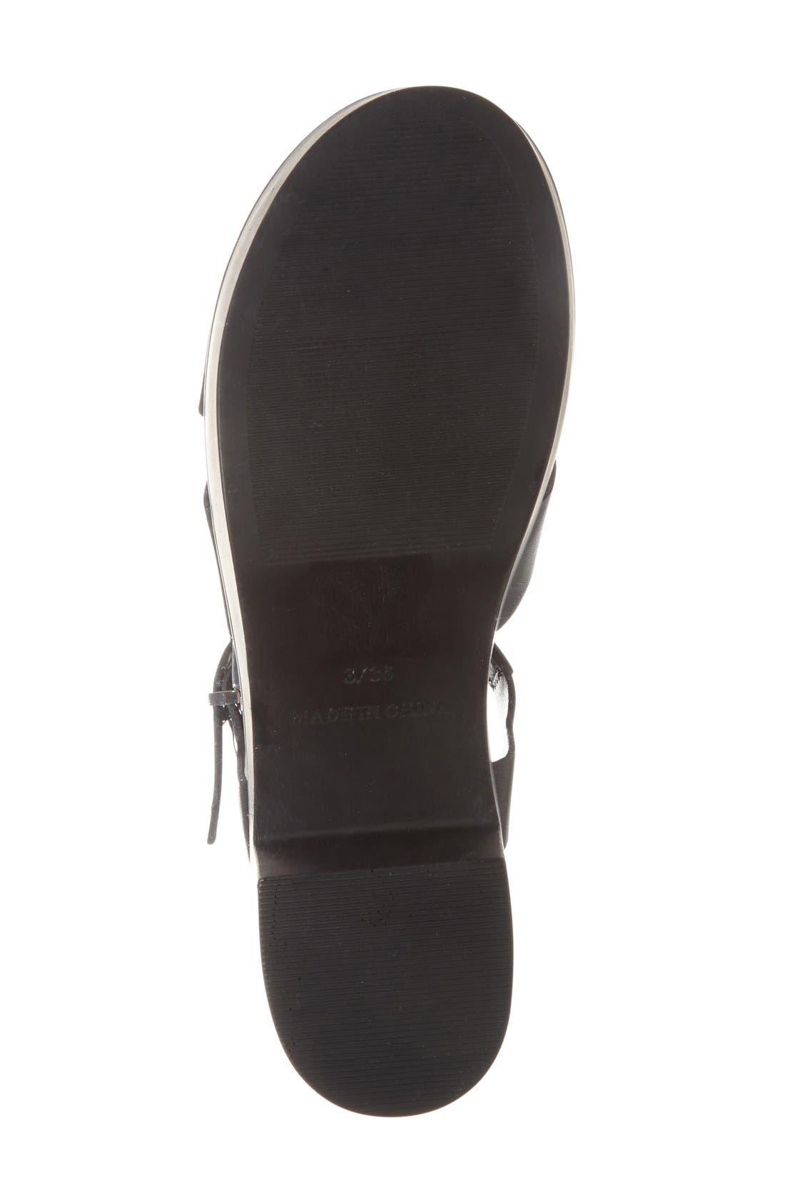 Alternate Image 4  - Topshop 'Den' Platform Sandal (Women)