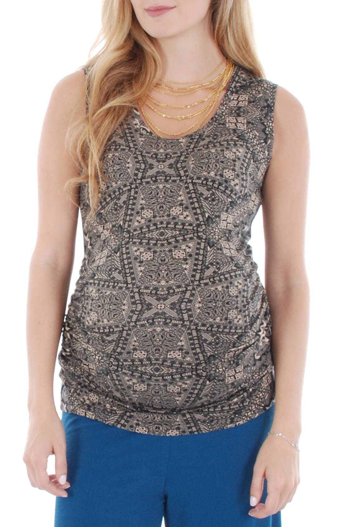Everly Grey 'Maggie' Maternity Tank