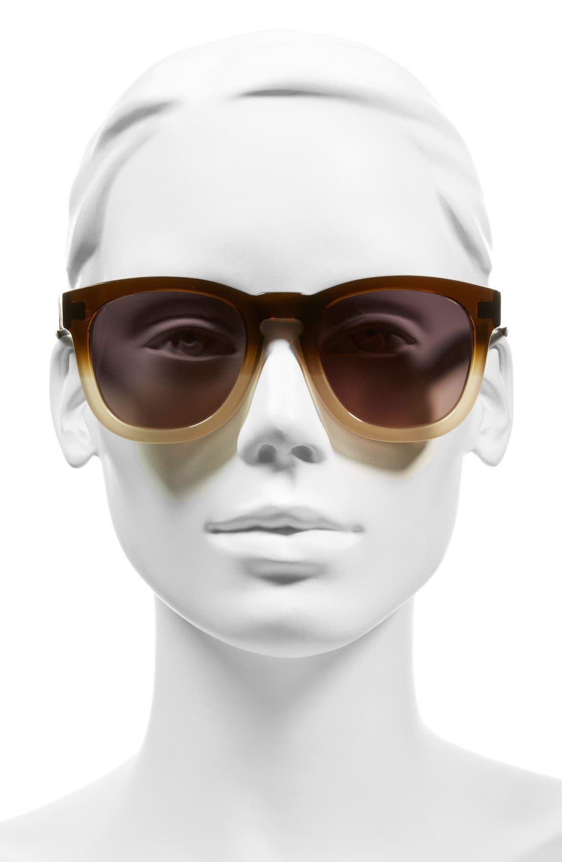Alternate Image 2  - Wildfox 'Classic Fox' 50mm Retro Sunglasses