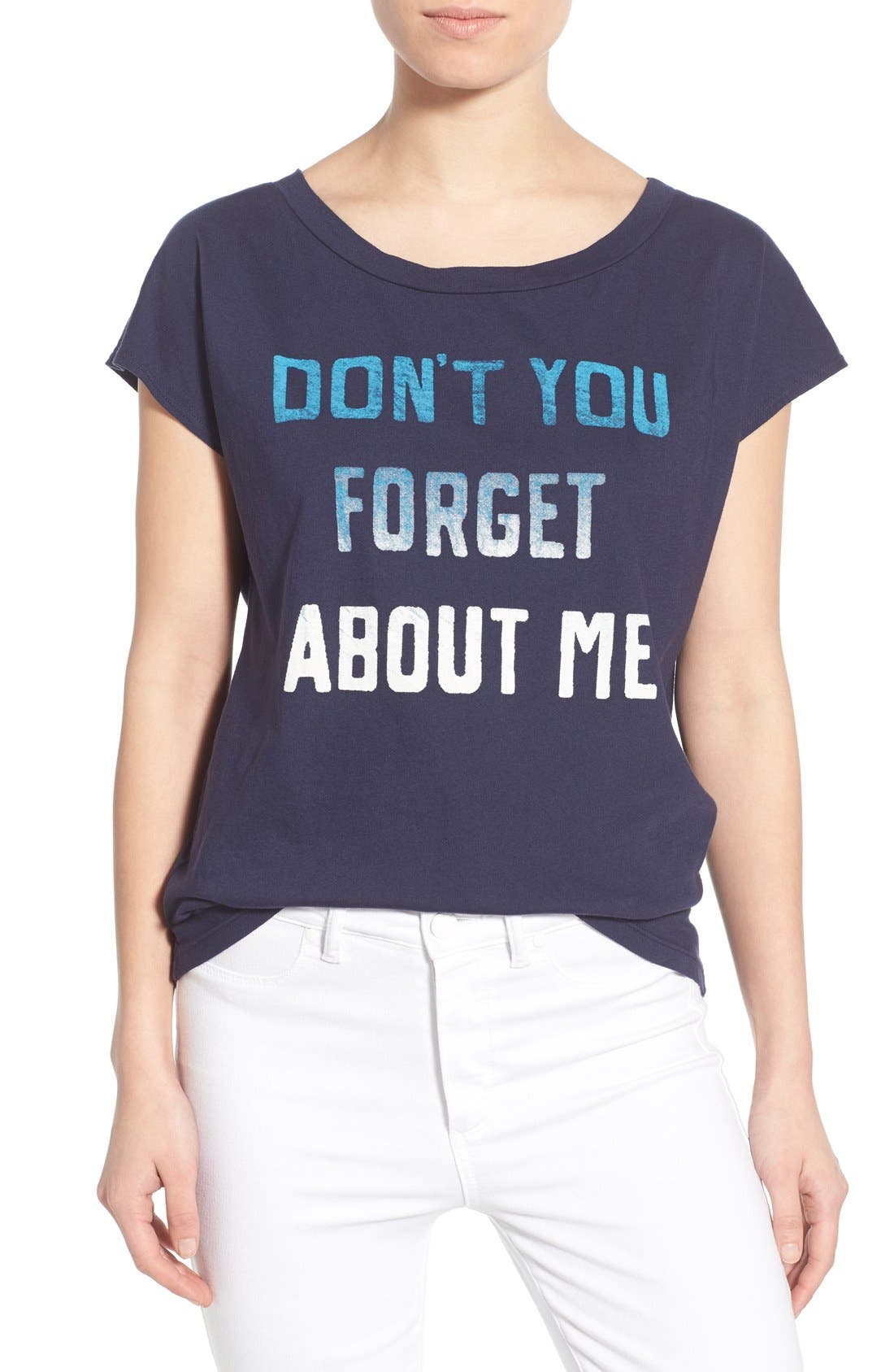 Main Image - Sol Angeles 'Don't You Forget About Me' Graphic Tee