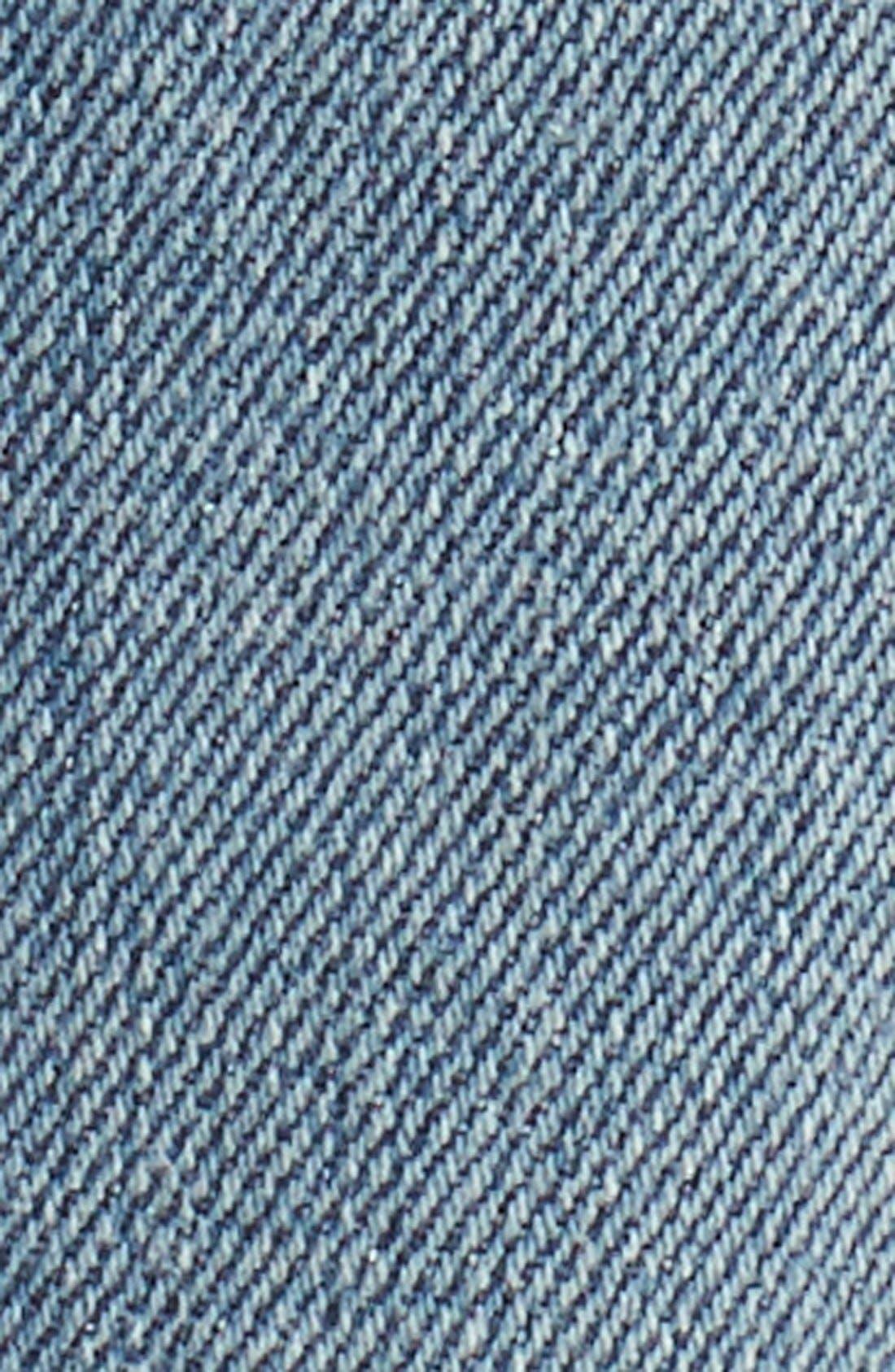 Byron Slim Straight Leg Jeans,                             Alternate thumbnail 6, color,                             Adversary