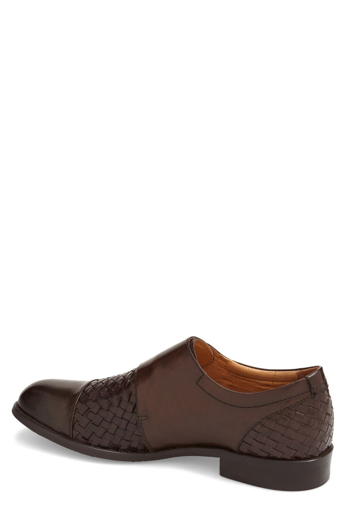Alternate Image 2  - Zanzara 'Mahler' Monk Strap Shoe (Men)