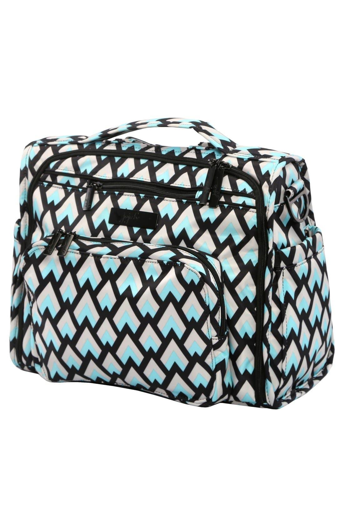 Alternate Image 3  - Ju-Ju-Be 'BFF - Onyx Collection' Diaper Bag