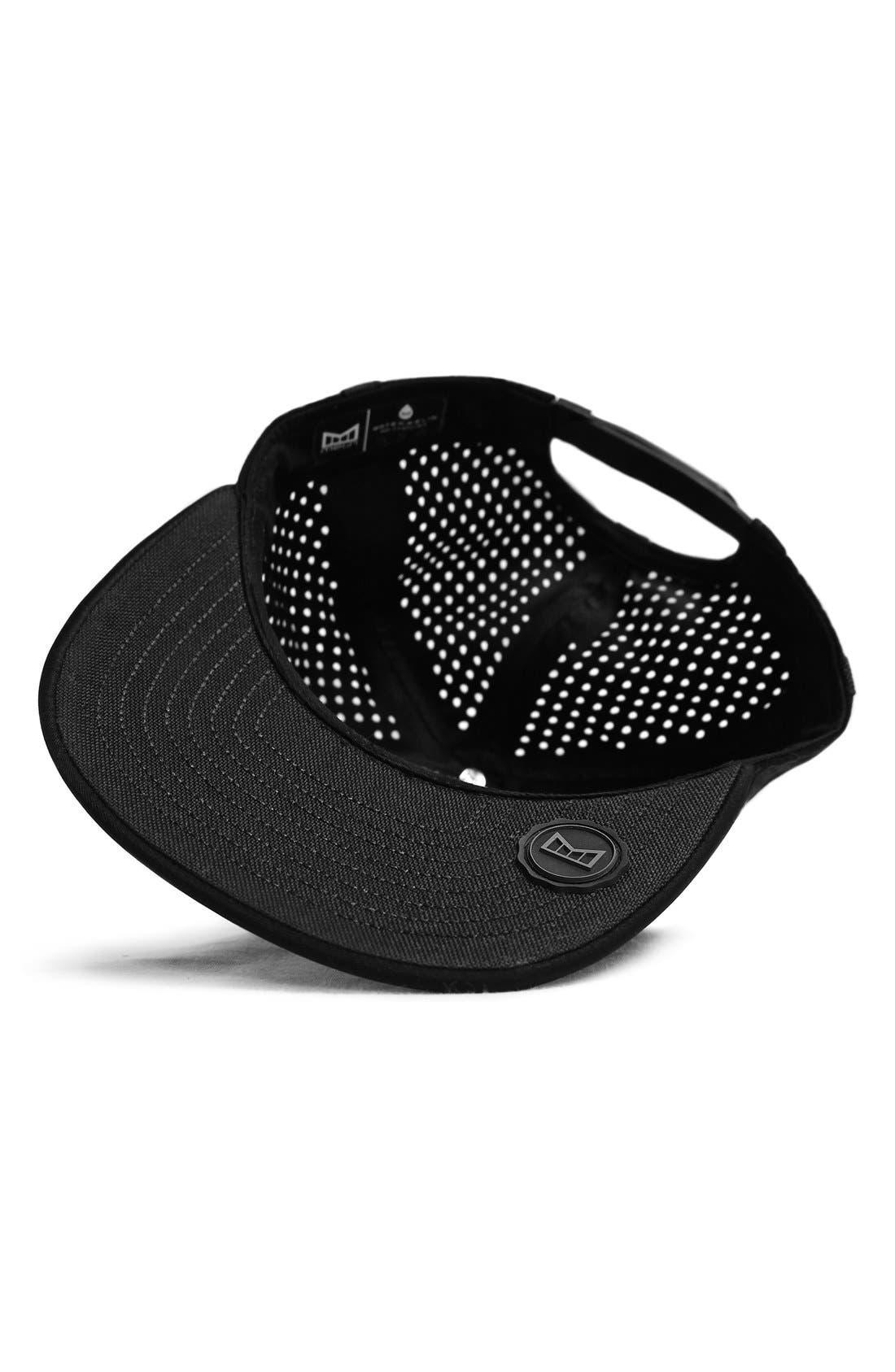 'The Nomad' Split Fit Snapback Baseball Cap,                             Alternate thumbnail 3, color,                             Taupe