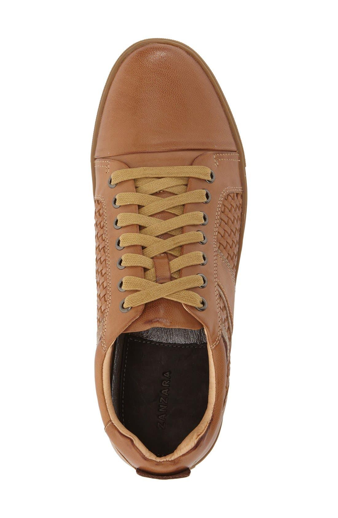 Alternate Image 3  - Zanzara 'Speed' Sneaker (Men)