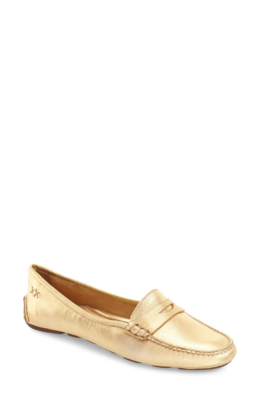 Main Image - patricia green 'Bristol' Penny Loafer (Women)