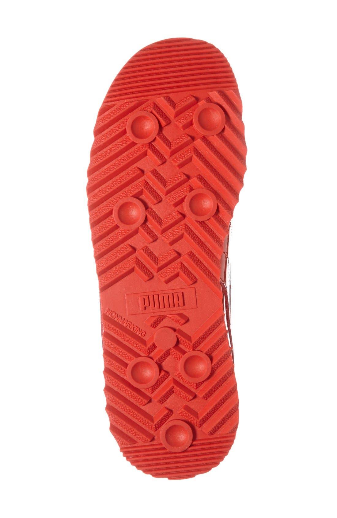 Alternate Image 4  - PUMA 'Roma' Sneaker (Toddler, Little Kid & Big Kid)