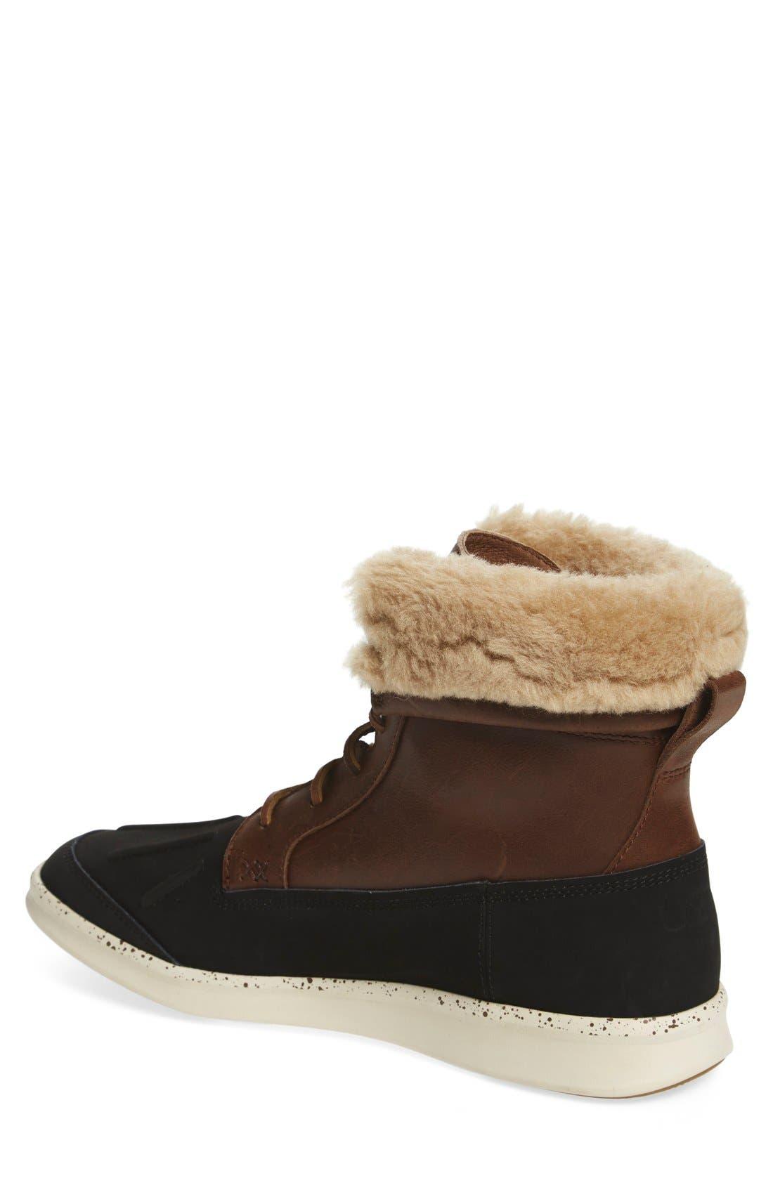 Alternate Image 2  - UGG® Roskoe Snow Boot (Men)