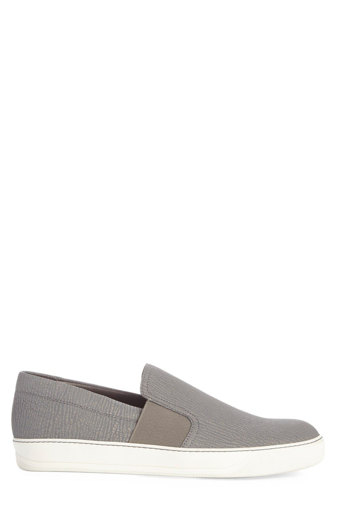 Alternate Image 4  - Lanvin Matte Slip-On (Men)