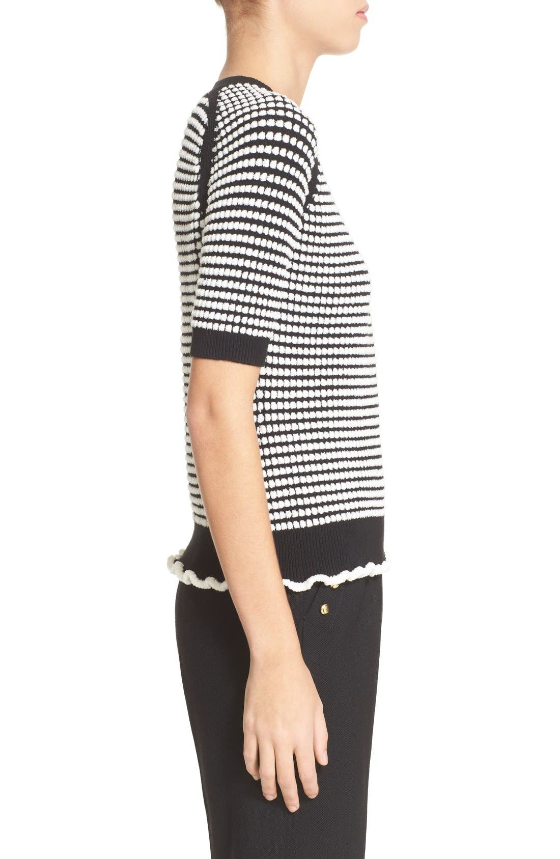 Alternate Image 4  - 3.1 Phillip Lim Knit Ruffle Hem Sweater
