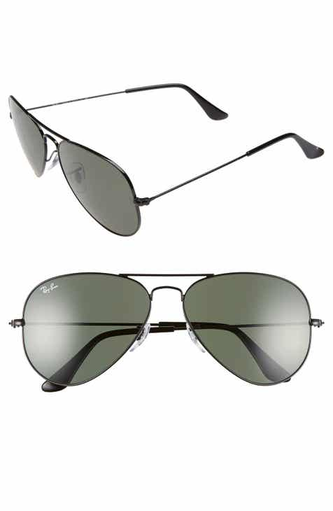 e56ea57f84156 Ray-Ban Standard Original 58mm Aviator Sunglasses