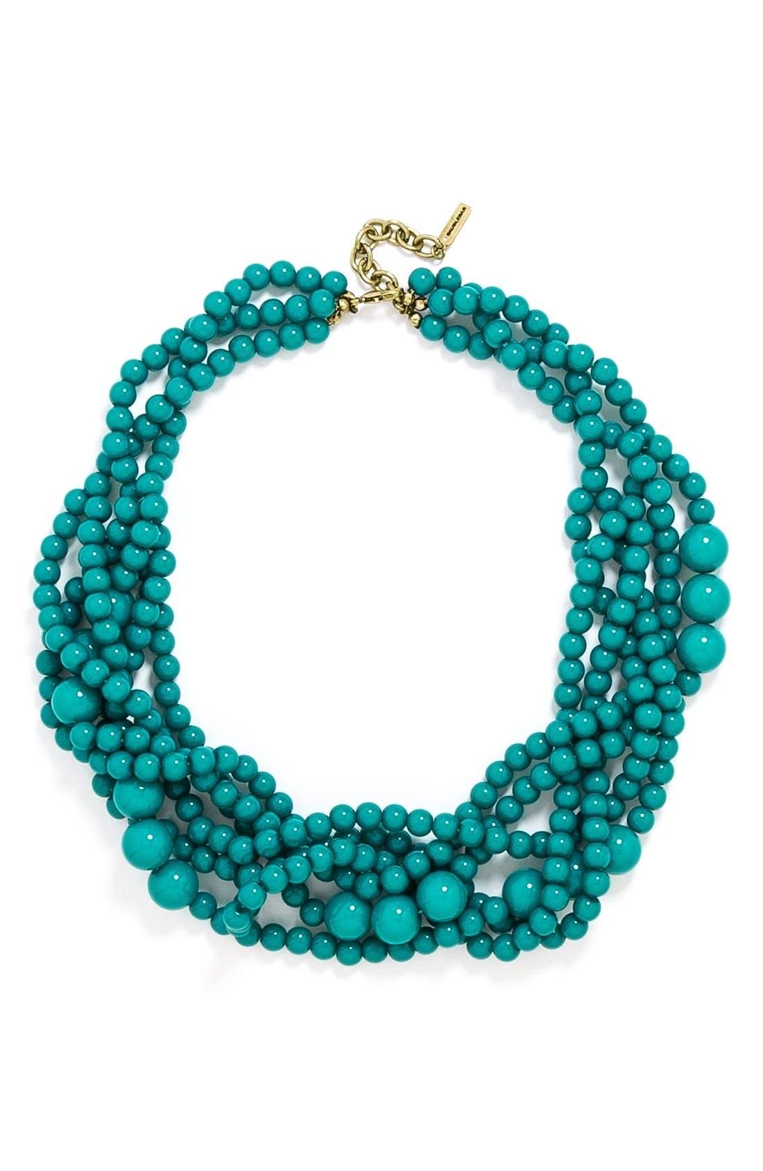 Alternate Image 1 Selected - BaubleBar 'Bubblestream' Collar Necklace