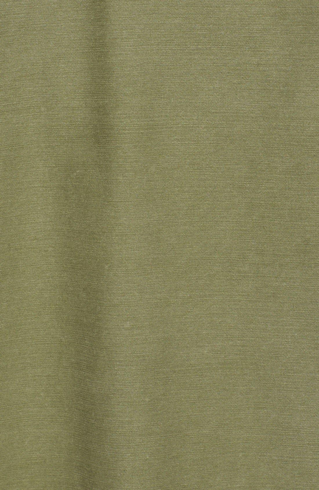 Alternate Image 5  - Kate Moss for Equipment 'Major' Shirt Jacket