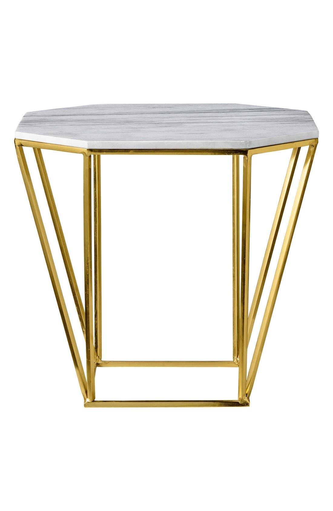 Alternate Image 1 Selected - Bloomingville 'Pentagonal' Accent Table