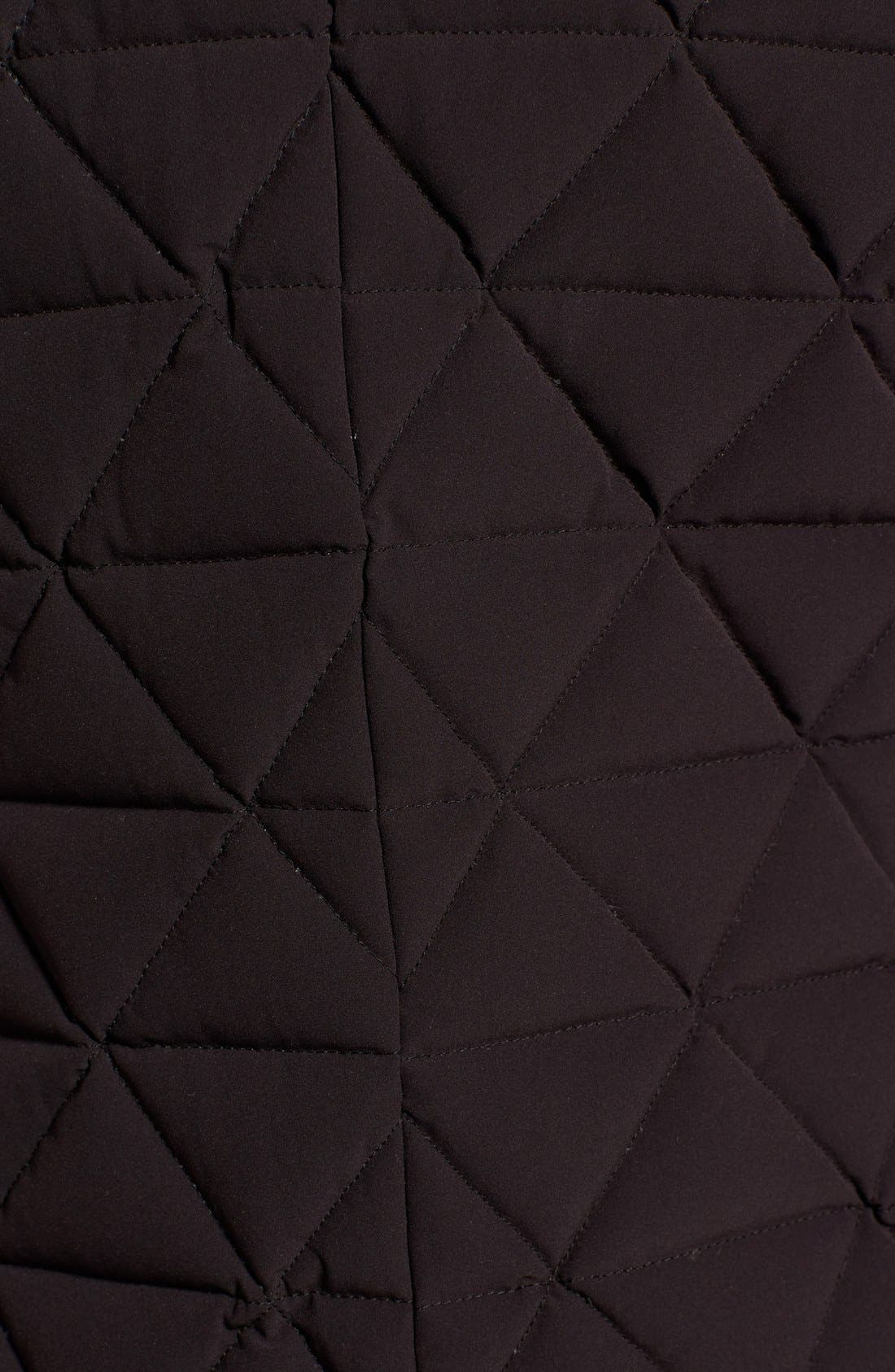 Alternate Image 5  - Marc New York by Andrew Marc 'Thea' Removable Faux Fur Collar Quilted Down Vest